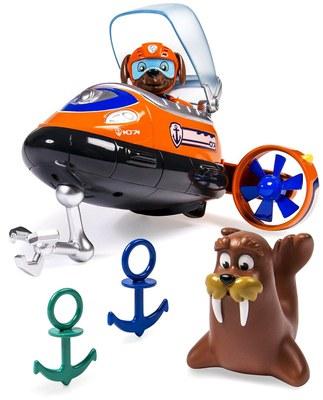 Купить Набор для ванной - Зума и морские приключения «Щенячий патруль», Spin Master