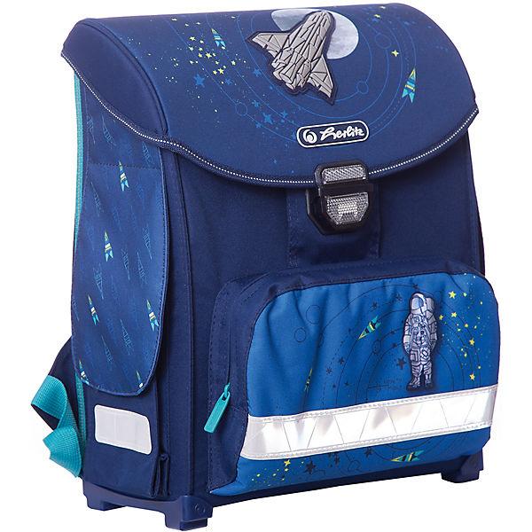 Купить Школьный ранец Herlitz Smart - Space, без наполнения