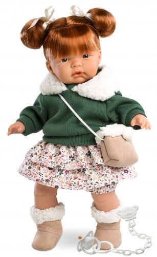 Кукла Кейт, 38 смИспанские куклы Llorens Juan, S.L.<br>Кукла Кейт, 38 см<br>