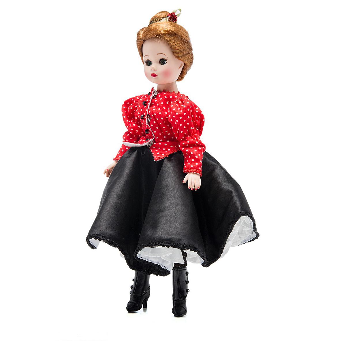 Кукла Танцовщица Мулен Руж, 25 см.Коллекционные куклы<br>Кукла Танцовщица Мулен Руж, 25 см.<br>