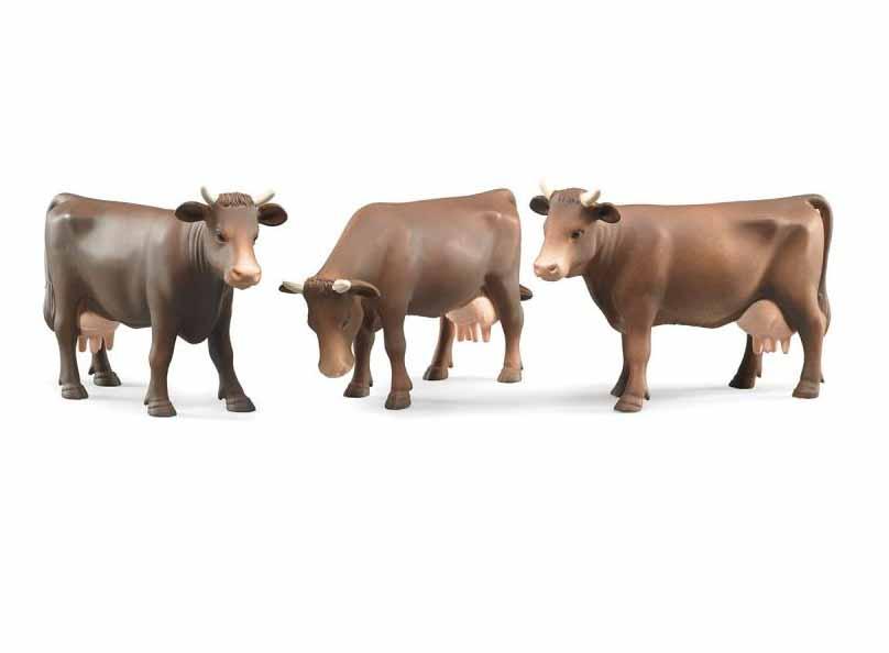 Фигурка коровы, 18,5 смНа ферме (Farm life)<br>Фигурка коровы, 18,5 см<br>