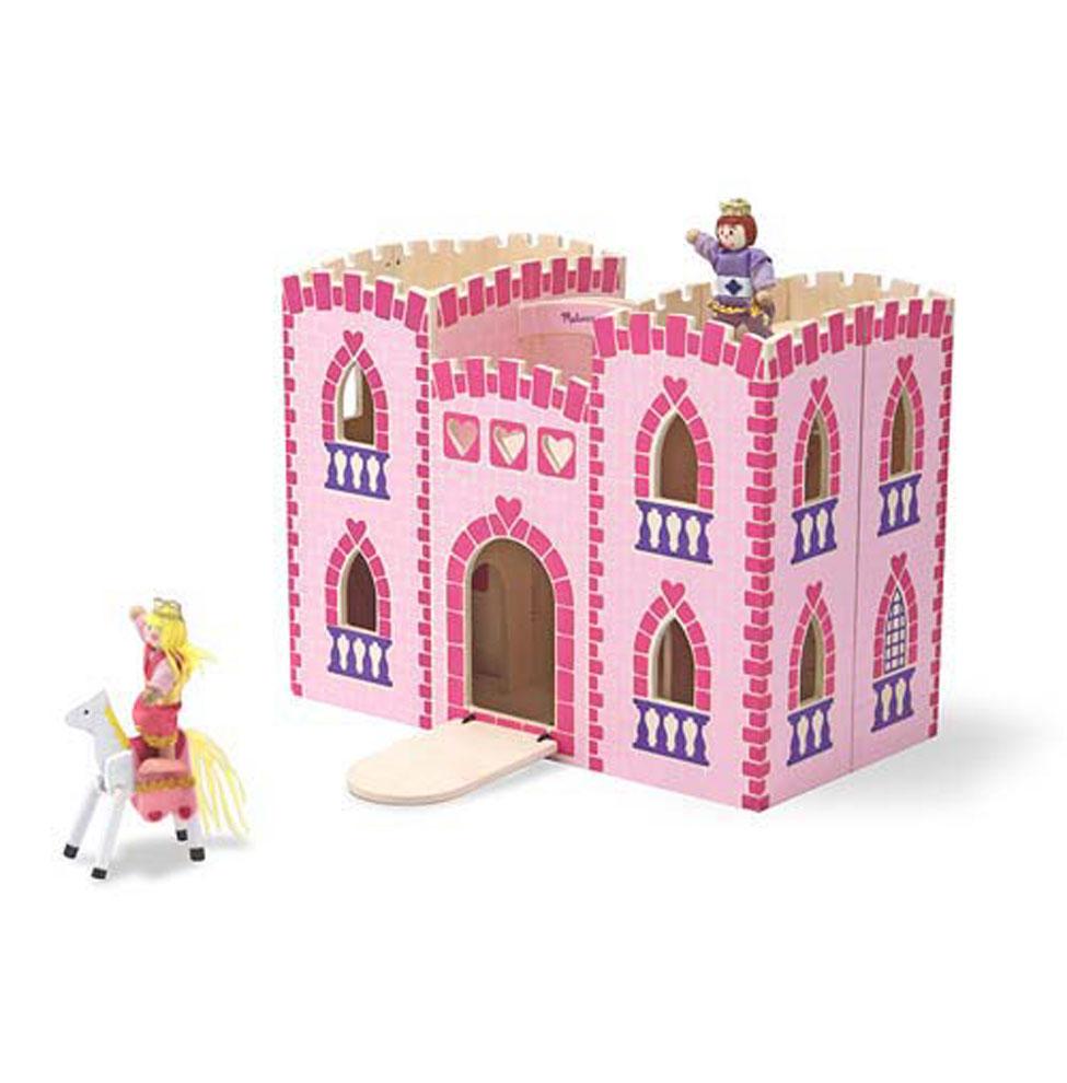 Классические игрушки. Маленький замок Принцессы, 10 деталейКукольные домики<br>Классические игрушки. Маленький замок Принцессы, 10 деталей<br>