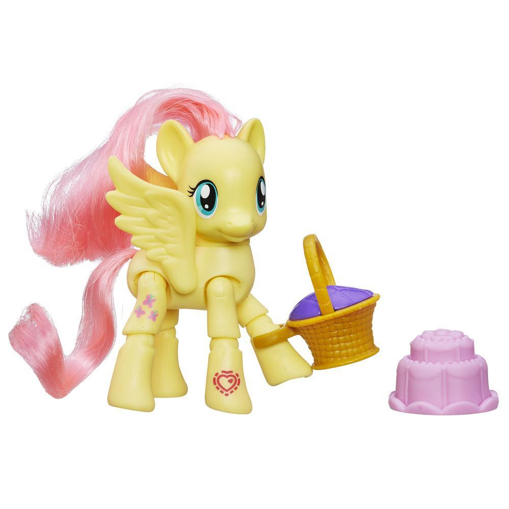 Фигурка пони с артикуляцией My Little Pony – Флаттершай - Моя маленькая пони (My Little Pony), артикул: 154629
