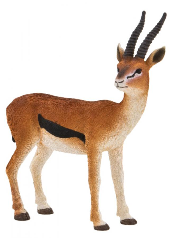 Фигурка – Газель, размер 8 х 3 х 10 см.Дикая природа (Wildlife)<br>Фигурка – Газель, размер 8 х 3 х 10 см.<br>