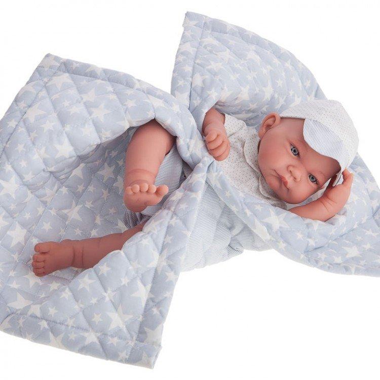 Купить Кукла-младенец – Эрик, 42 см, Antonio Juan Munecas