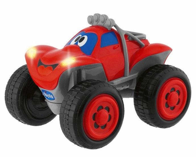 """Машинка """"Билли – большие колеса"""" красная - Игрушки на дистанционном управлении, артикул: 119601"""
