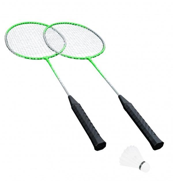 Купить Набор для бадминтона Badmintonset Fly High HD-11, Hudora