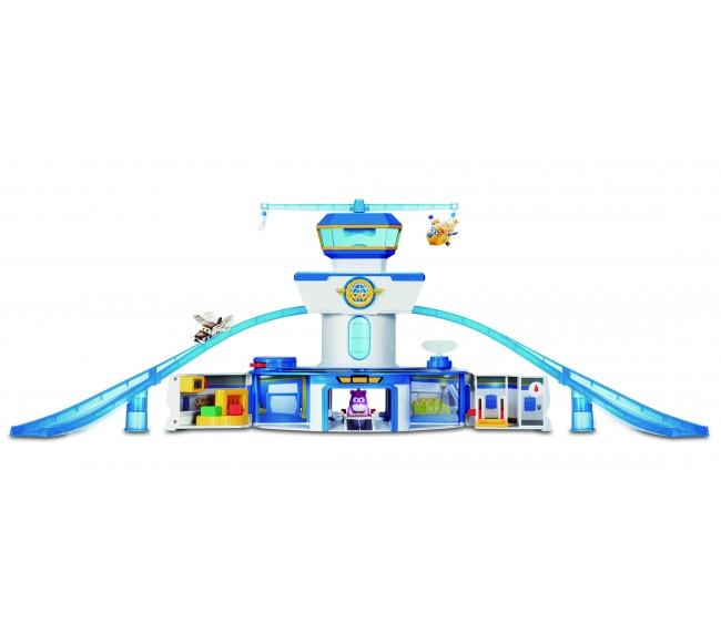 Мега набор Аэропорт из серии Супер КрыльяСупер Крылья (Super Wings)<br>Мега набор Аэропорт из серии Супер Крылья<br>