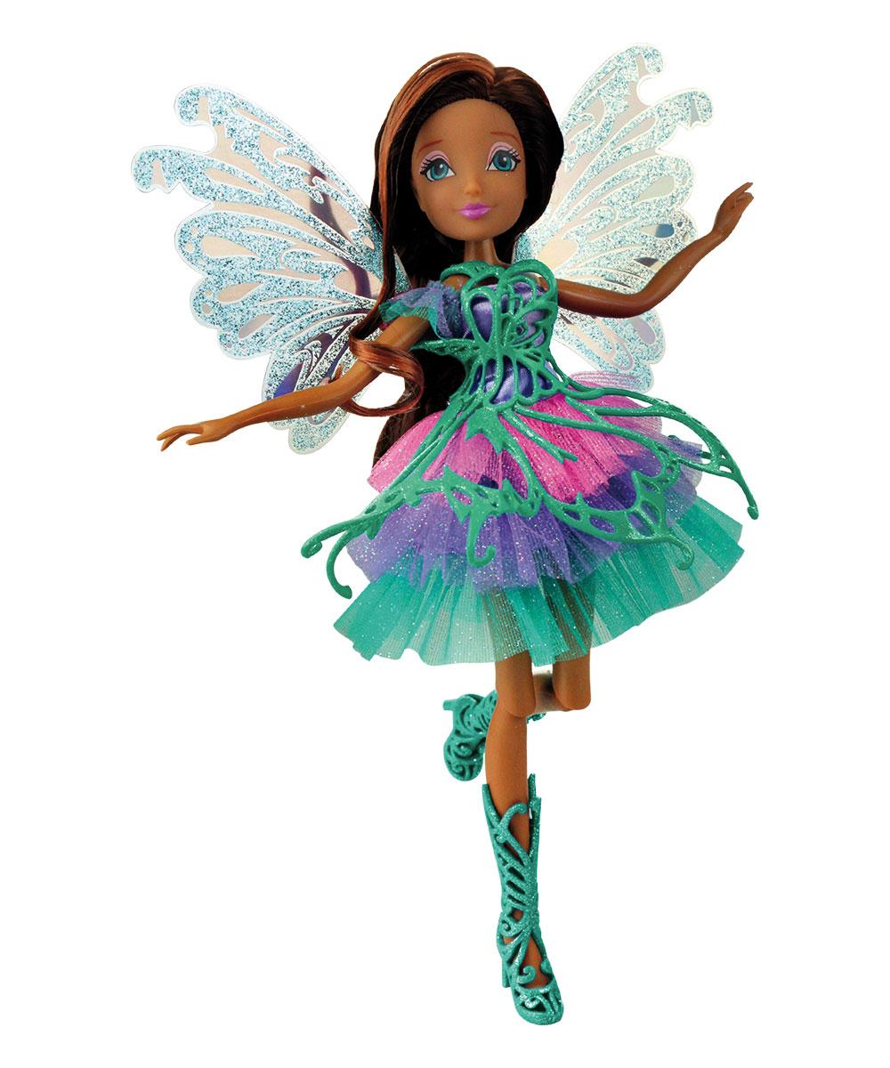 Кукла Winx Club Баттерфликс - ЛейлаКуклы Винкс (Winx)<br>Кукла Winx Club Баттерфликс - Лейла<br>