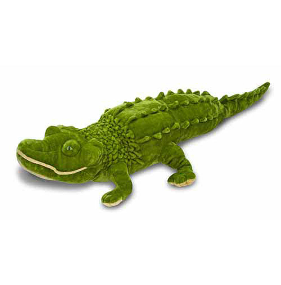 Мягкая игрушка - АллигаторБольшие игрушки (от 50 см)<br>Мягкая игрушка - Аллигатор<br>