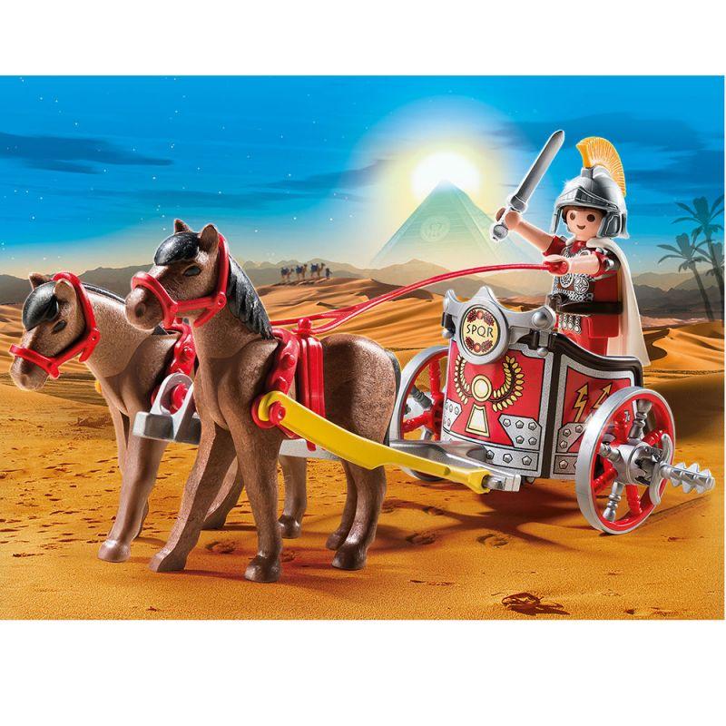 Купить Игровой набор – Римляне и Египтяне: Римская Колесница, Playmobil