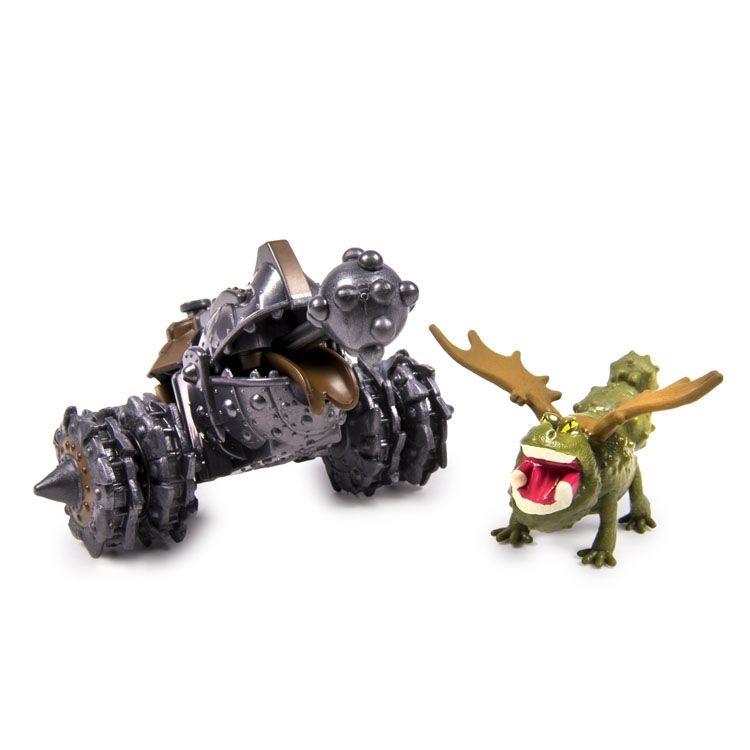 Игровой набор для битв Громмель и Пушка Gronckle Vs. Cronckle cannan из серии «Как приручить дракона 2»Как приручить Дракона<br>Игровой набор для битв Громмель и Пушка Gronckle Vs. Cronckle cannan из серии «Как приручить дракона 2»<br>
