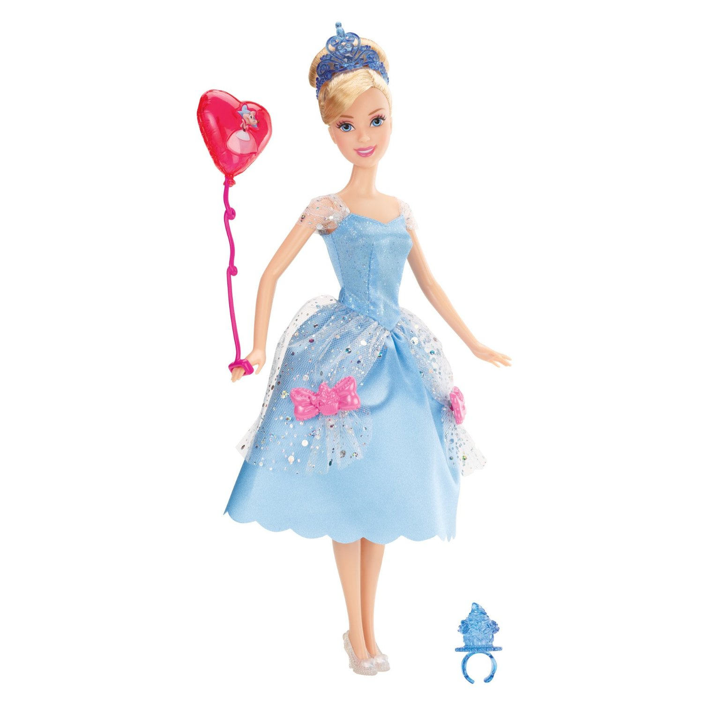 Кукла с аксессуарами Принцесса Диснея – ЗолушкаЗолушка<br>Кукла с аксессуарами Принцесса Диснея – Золушка<br>
