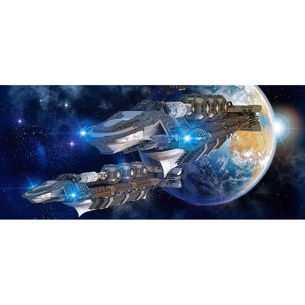 Купить со скидкой Пазлы Castorland – Космическое пространство, 600 элементов