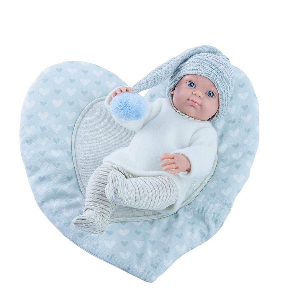 Купить Кукла Бэби с ковриком-сердце, 32 см, Paola Reina