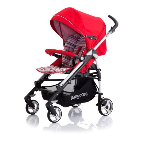 Купить Коляска трость GT4, Red, Baby Care