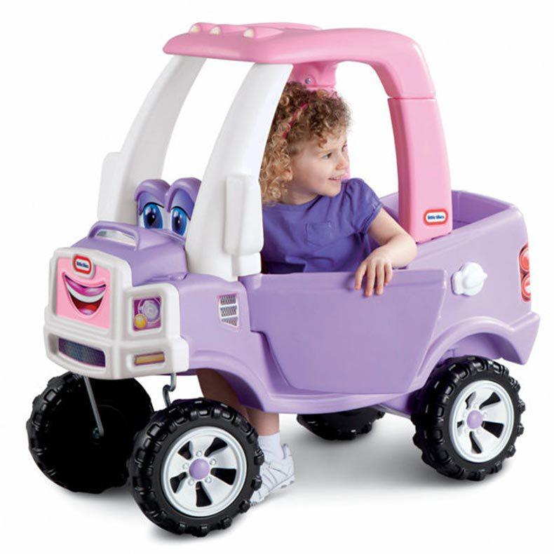 Игрушка-каталка - машина, сиреневаяМашинки-каталки для детей<br>Игрушка-каталка - машина, сиреневая<br>