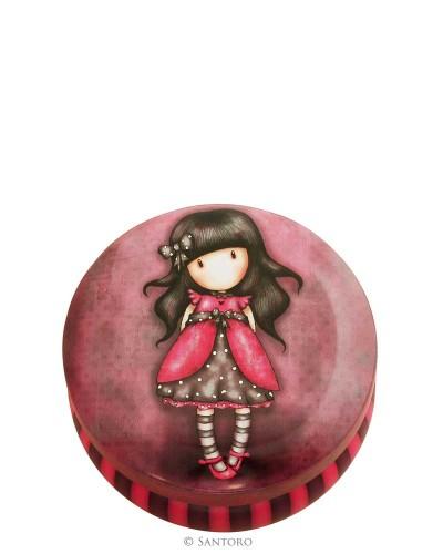 Купить Коробочка для хранения – Ladybird из серии Gorjuss, Santoro London