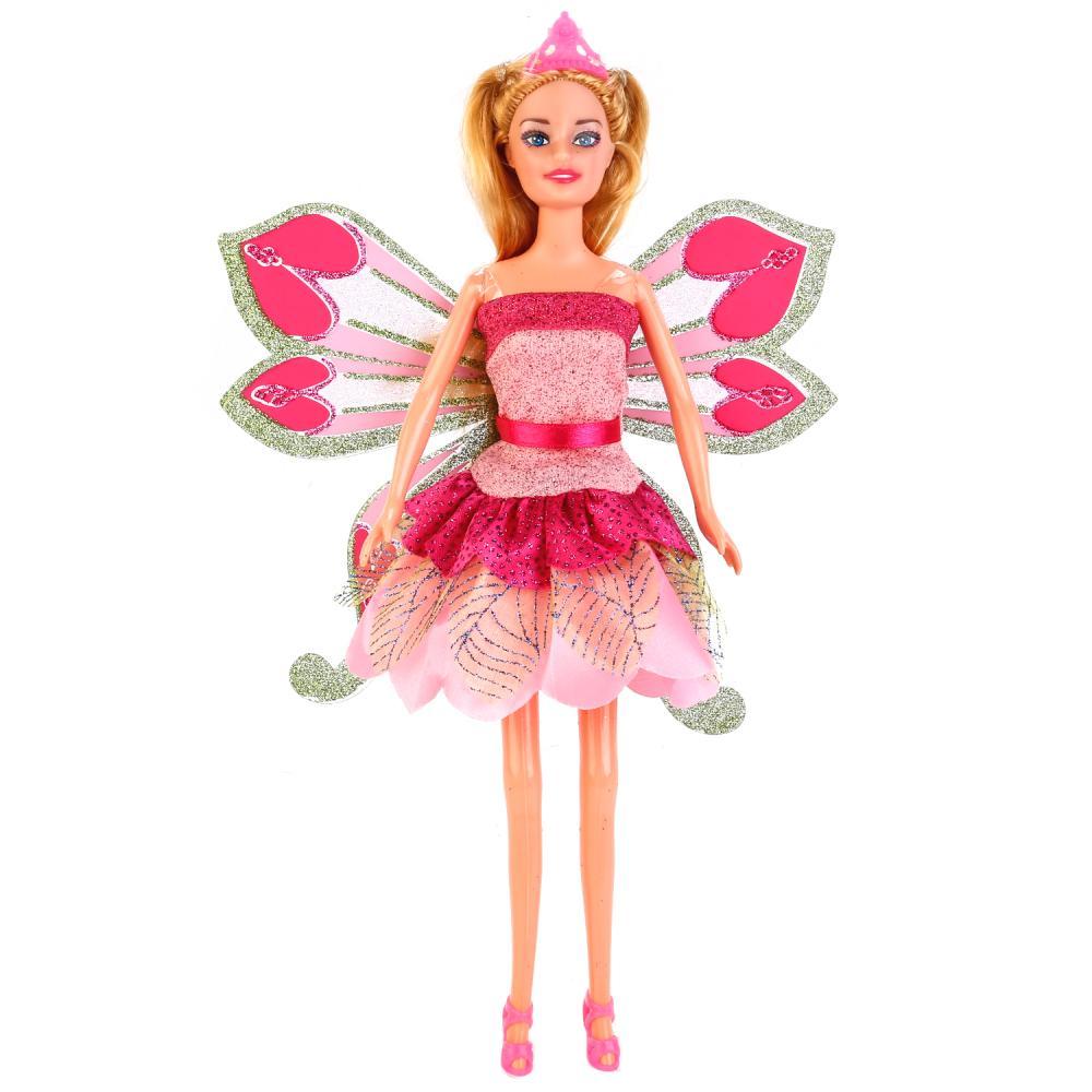 Купить Кукла София фея 29 см., с аксессуарами, несколько видов, Карапуз