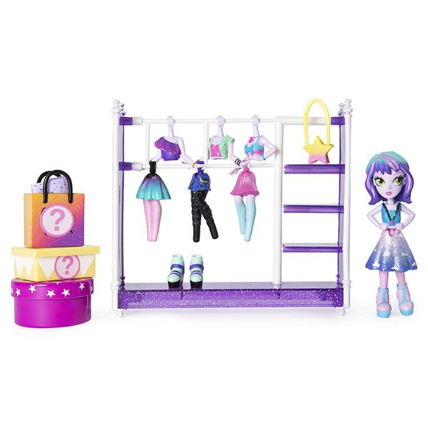 Купить Набор с куклой и аксессуарами - Стильная студия из серии Off the Hook, Spin Master