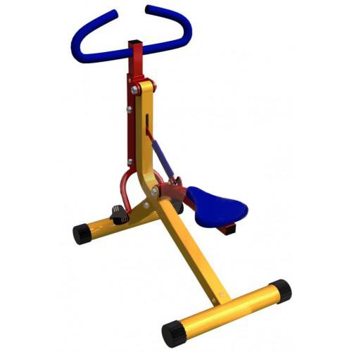 Купить Тренажер детский механический – Райдер, наездник SH-08, MooveFun