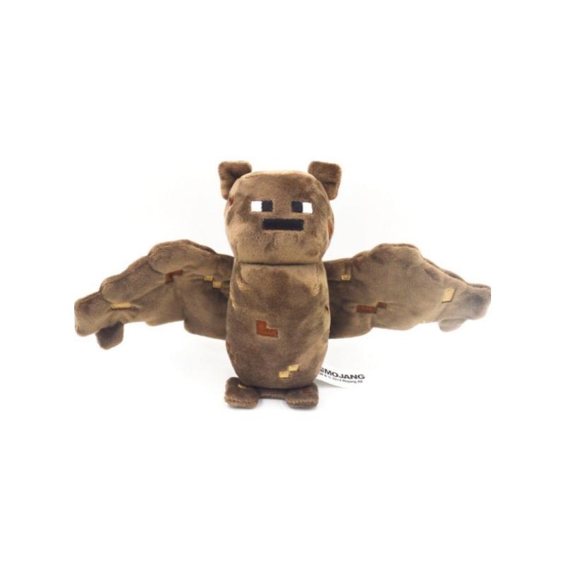 Купить Мягкая игрушка из серии Minecraft - Bat Летучая мышь, 18 см., Jazwares