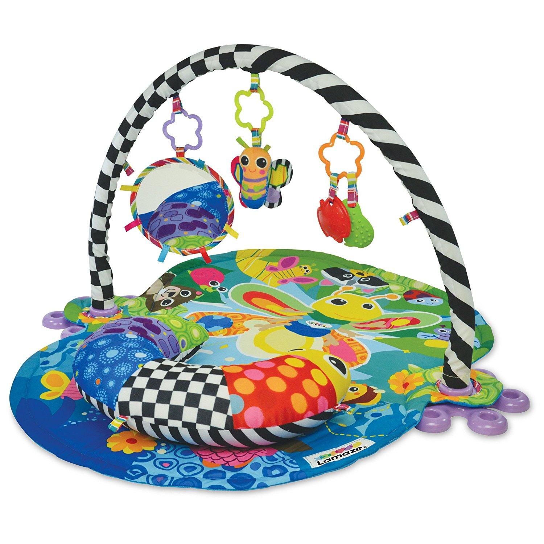 Развивающий коврик  Светлячок Фредди - Детские развивающие коврики для новорожденных, артикул: 156658