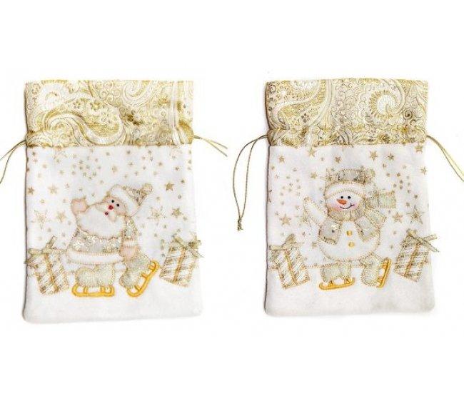 Мешок подарочныйПодарочные пакеты<br>Мешок подарочный<br>