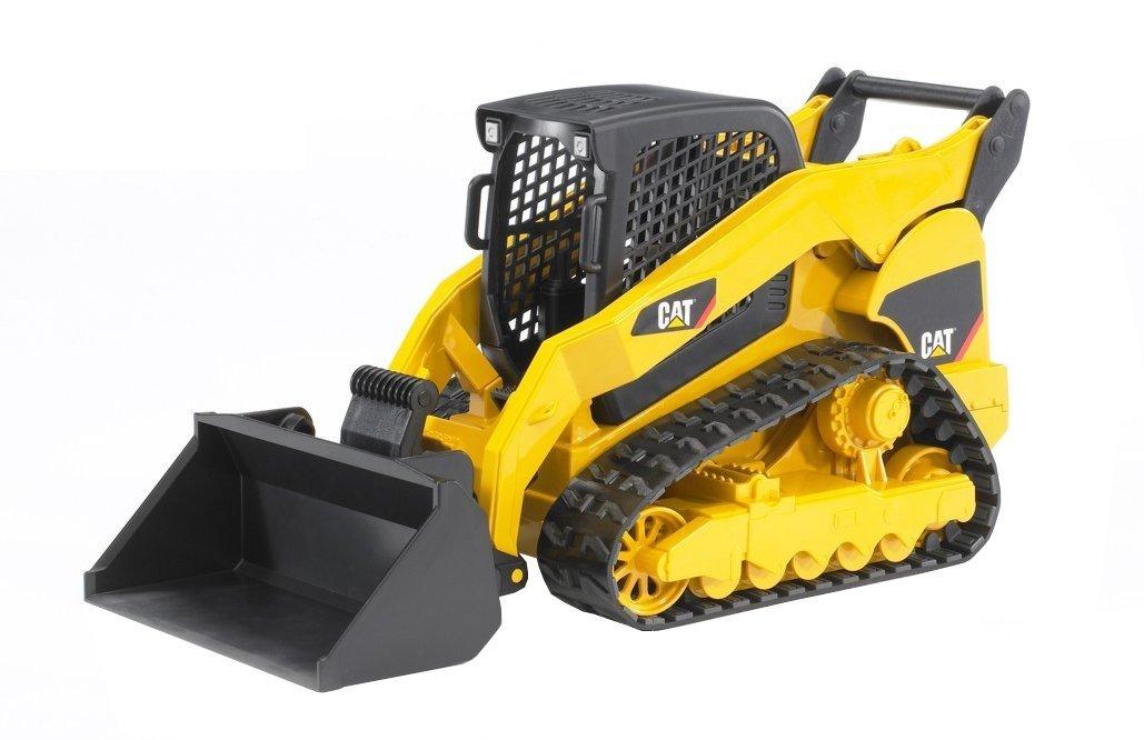 Мини-погрузчик гусеничный CAT с ковшомИгрушечные тракторы<br><br>