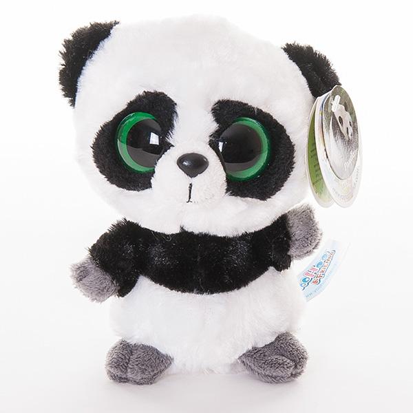 Мягкая игрушка Панда из серии Юху и друзья, 12 см. - Юху и Друзья, артикул: 146634