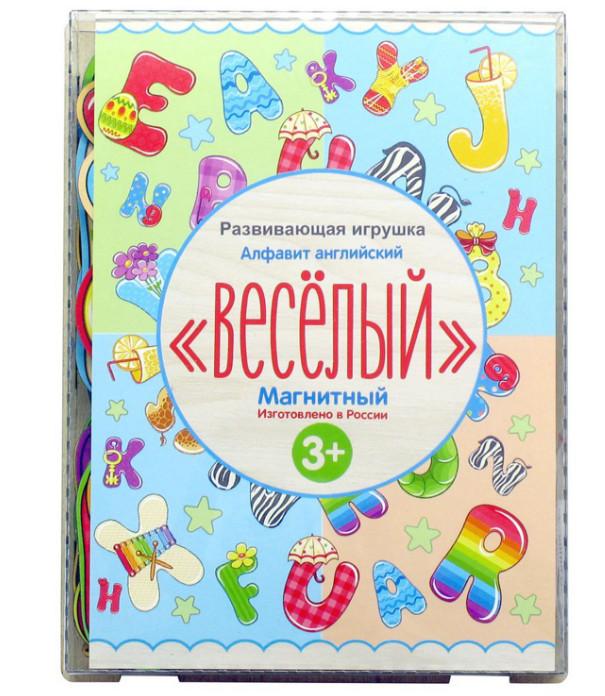 Игровой набор магнитный Английский Алфавит фото