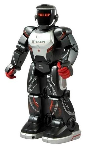 Программируемый интерактивный робот Silverlit BLU-BotРоботы на радиоуправлении<br>Программируемый интерактивный робот Silverlit BLU-Bot<br>