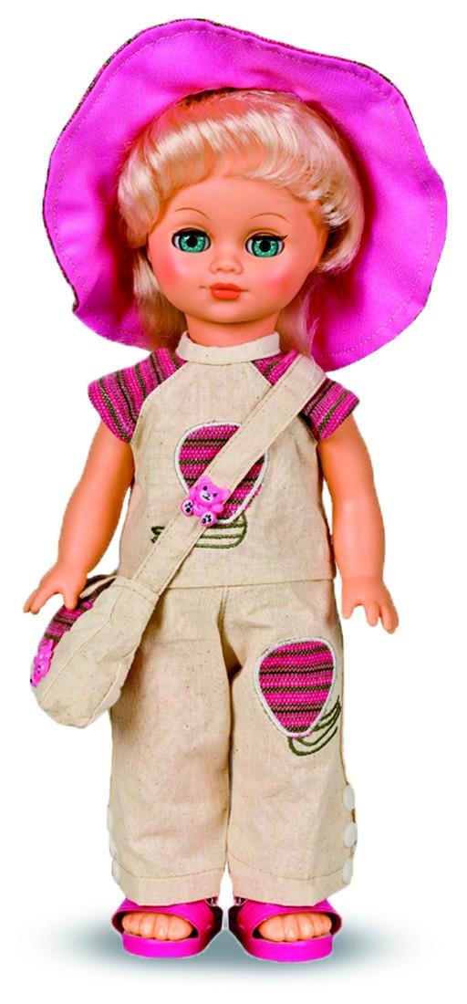 Кукла «Элла 2» со звуковым устройством 35,5 см.Русские куклы фабрики Весна<br>Кукла «Элла 2» со звуковым устройством 35,5 см.<br>