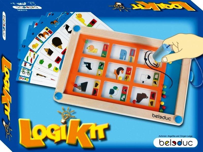картинка Развивающая игра - Логикит от магазина Bebikam.ru