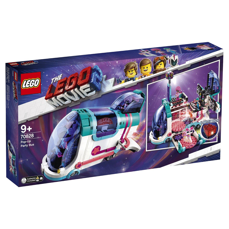 The LEGO Movie 2: Автобус для вечеринки фото