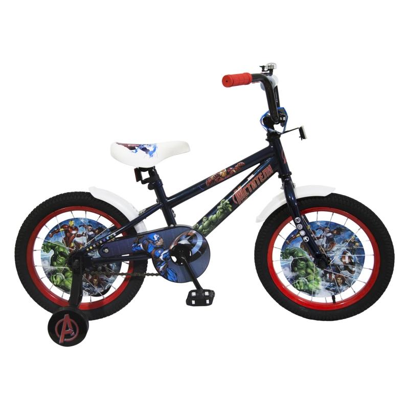 Купить Детский велосипед – Marvel Мстители, 16 , Navigator