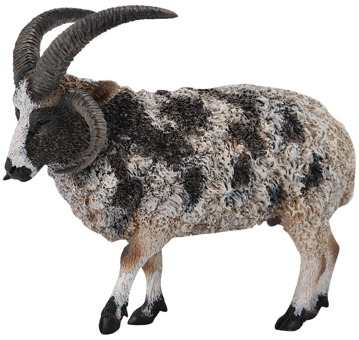 Фигурка Gulliver Collecta - Овца четырехрогая, LНа ферме (Farm life)<br>Фигурка Gulliver Collecta - Овца четырехрогая, L<br>