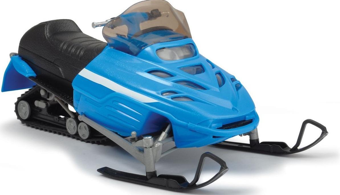 Снегокат с поворотными лыжами, 19 см., 2 видаМотоциклы<br>Снегокат с поворотными лыжами, 19 см., 2 вида<br>