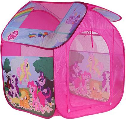 Играем вместе Детская игровая палатка «My Little Pony» в сумке