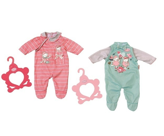 Одежда для кукол Baby Annabell - КомбинезончикОдежда Baby Annabell<br>Одежда для кукол Baby Annabell - Комбинезончик<br>