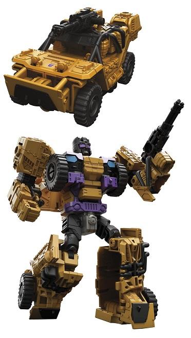 Combiner Wars. Трансформер-джип SwindleИгрушки трансформеры<br>Combiner Wars. Трансформер-джип Swindle<br>