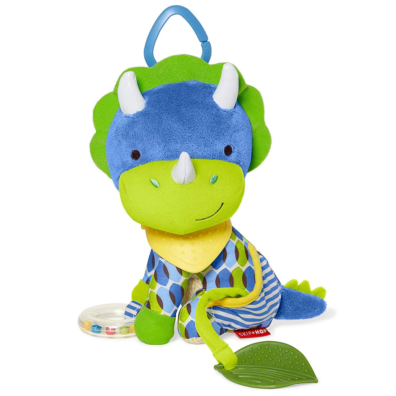 Развивающая игрушка-подвеска - Динозавр