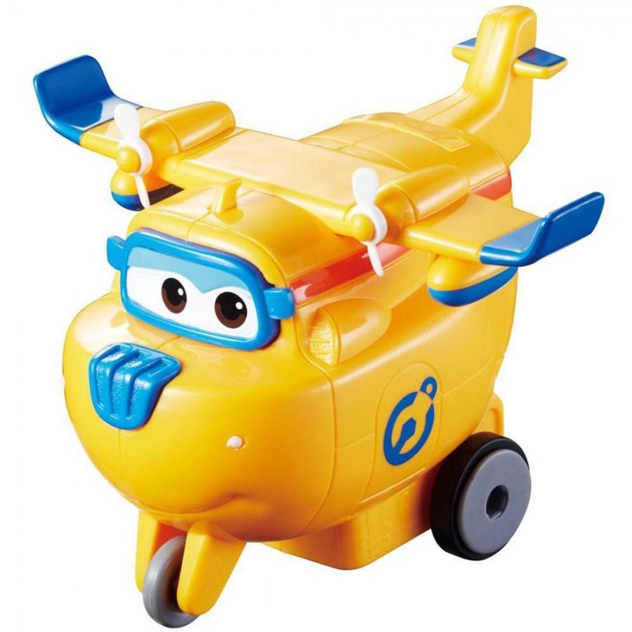 Инерционный самолет Донни из серии Супер КрыльяСупер Крылья (Super Wings)<br>Инерционный самолет Донни из серии Супер Крылья<br>