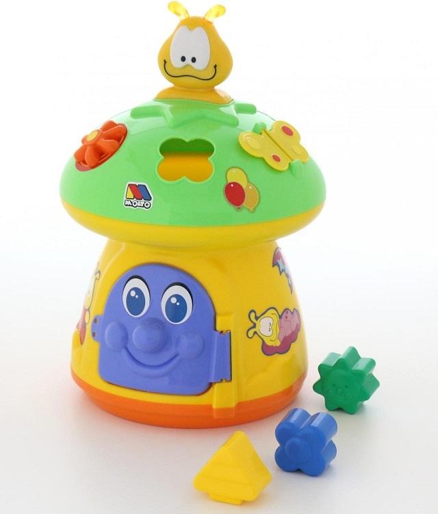 Детский игровой центр пазл «Большой гриб» Molto