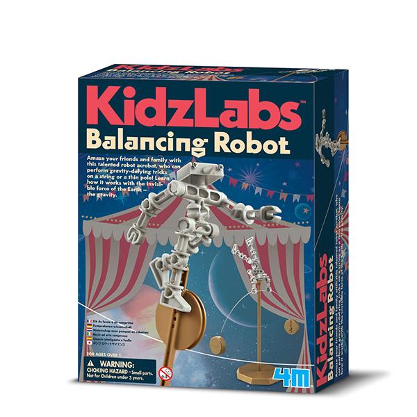 Набор юного инженера  Робот акробат - Юный инженер, артикул: 158597