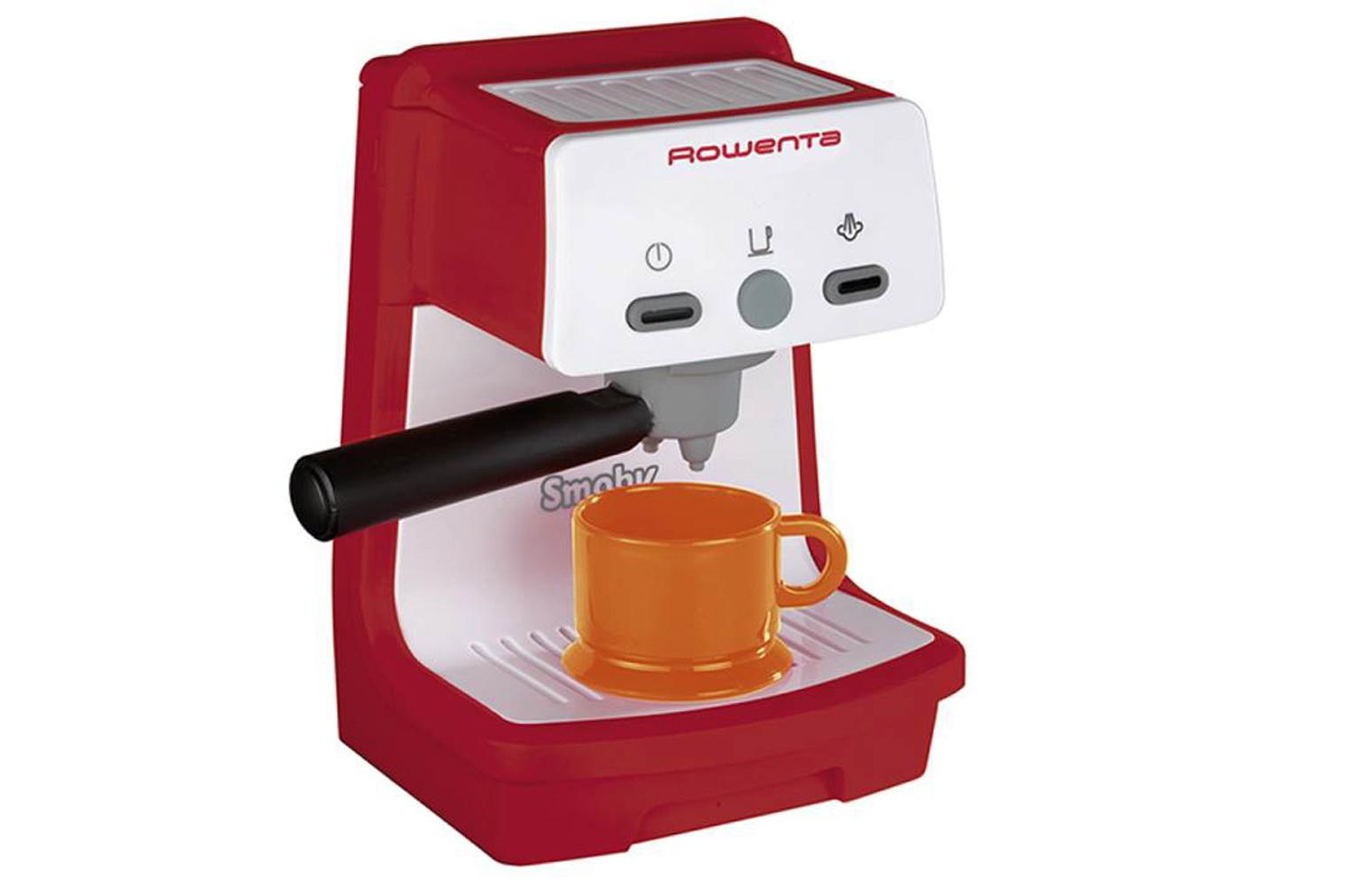 Кофеварка Rowenta со звуковыми эффектамиАксессуары и техника для детской кухни<br>Кофеварка Rowenta со звуковыми эффектами<br>