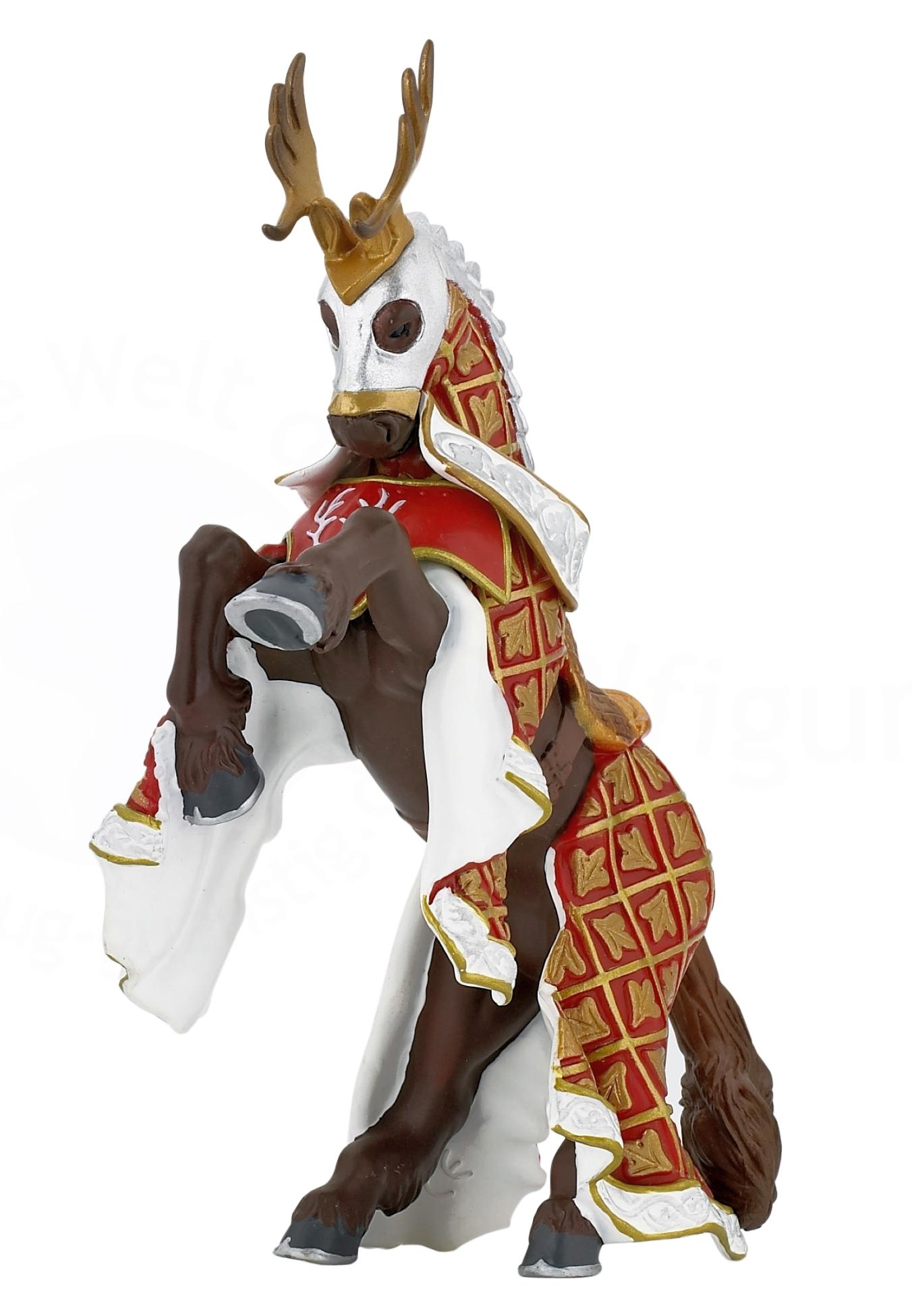 Конь рыцаря оленяФигурки Papo<br>Конь рыцаря оленя<br>