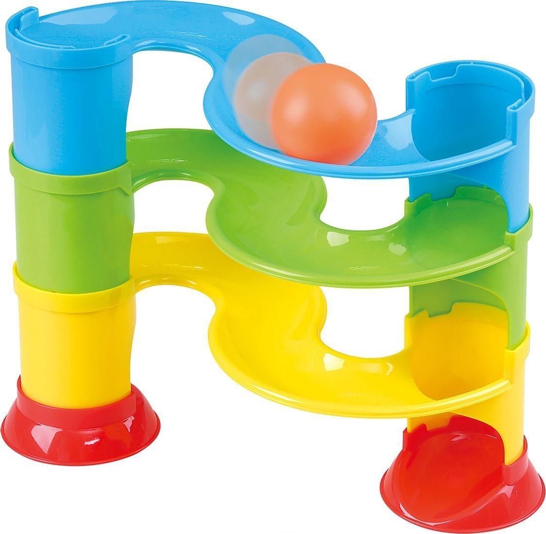 Развивающая игрушка - Трек с шарами, 3 ярусаРазвивающие игрушки PlayGo<br>Развивающая игрушка - Трек с шарами, 3 яруса<br>