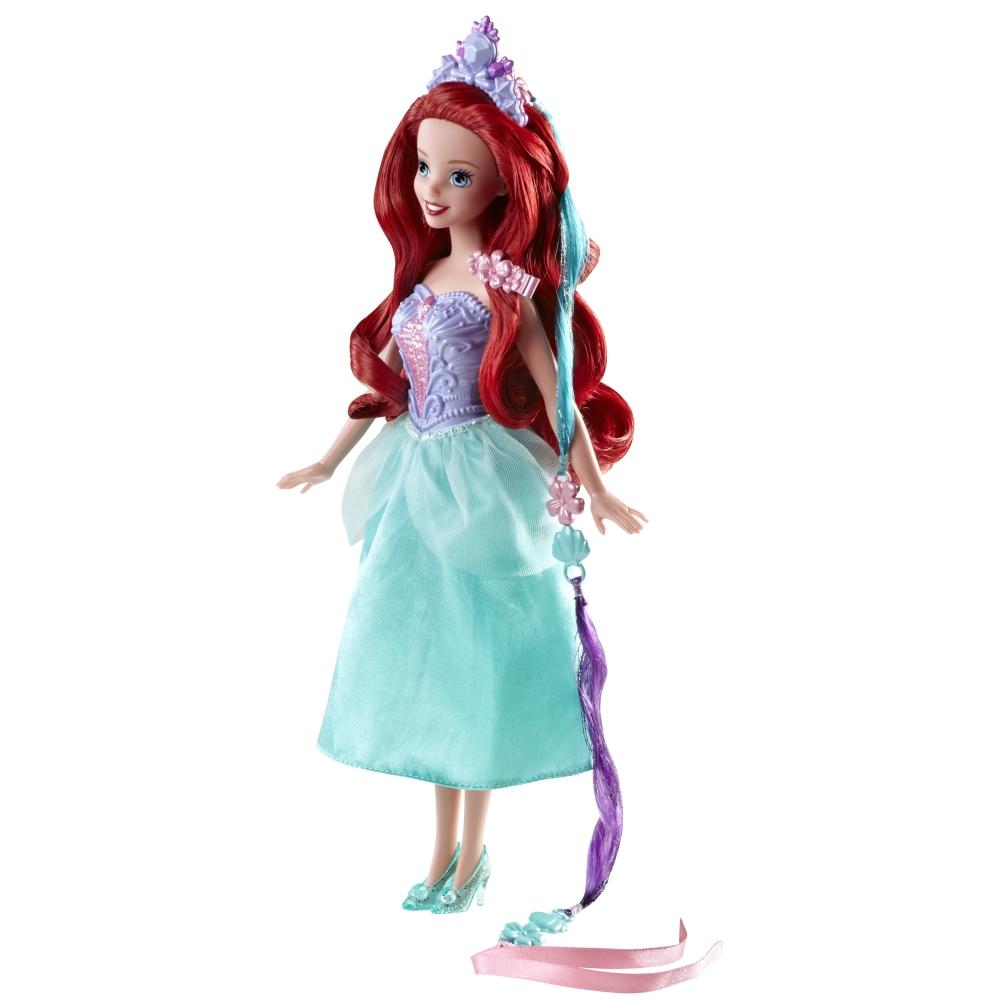 Ариэль модные прически куклам