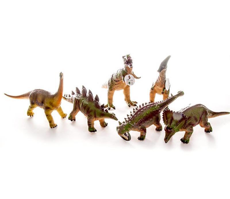 Мягкая фигурка динозавраЖизнь динозавров (Prehistoric)<br>Мягкая фигурка динозавра<br>